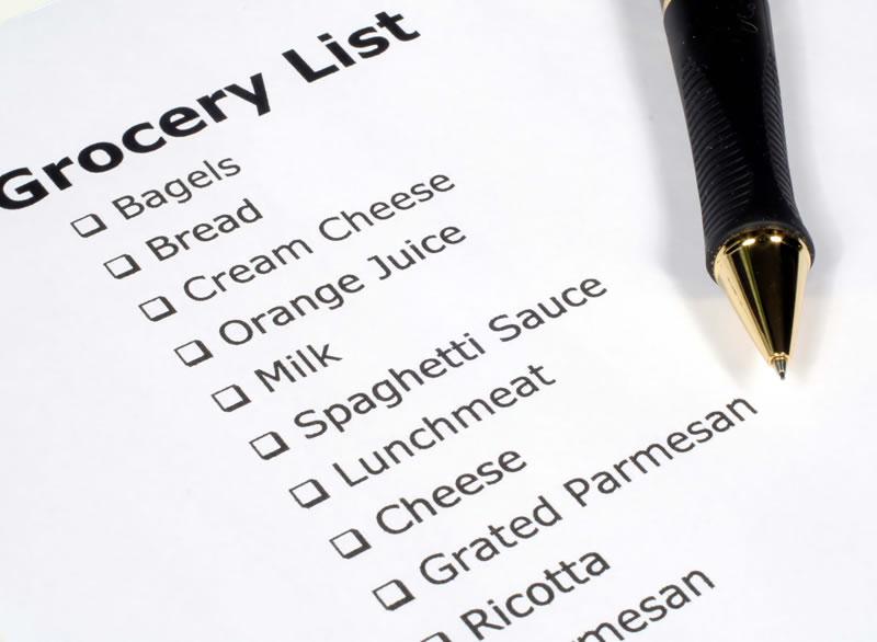 Download weekly meal planner