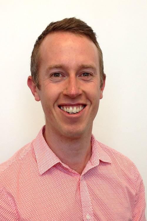 Rhett Preston - Senior Dietitian and Remedial Massage Therapist